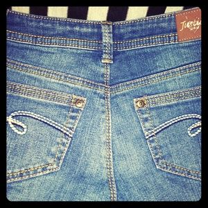 Justice jeans sz 10R girls in like new condiot